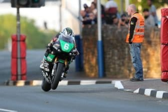 Harrison and Dunlop top opening TT Session