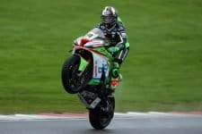 Haslam Wins Oulton Park Race One