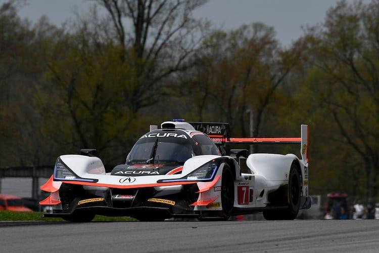 Helio Castroneves/Ricky Taylor - Acura Team Penske