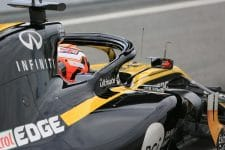 Jack Aitken - Renault Sport Formula One Team