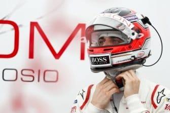 Jerome d' Ambrosio, 2018 Berlin ePrix