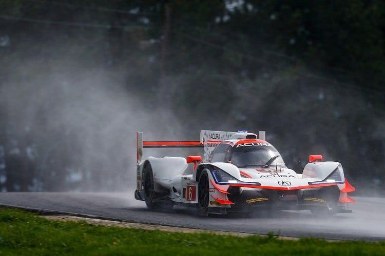 Juan Pablo Montoya/Dane Cameron - Acura Team Penske