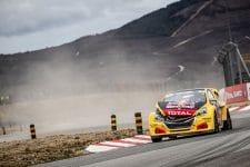Kevin Hansen - Team Peugeot Hansen - Montalegre 2018 - FIA World Rallycross Championship