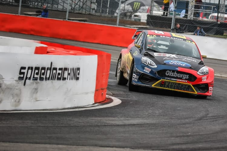 Petter Solberg In Front After First Day Of World Rx Of