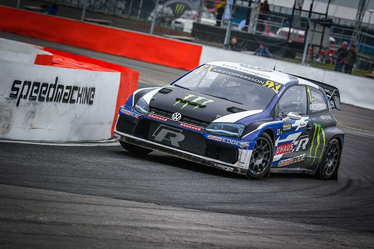 Johan Kristoffersson - PSRX Volkswagen Sweden