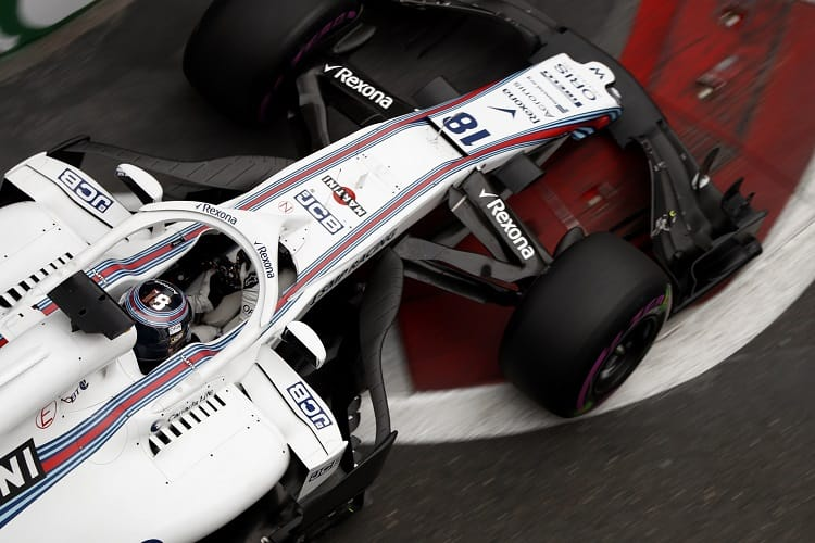 Lance Stroll - Williams Martini Racing