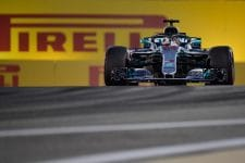 Lewis Hamilton - Mercedes AMG Petronas Motorsport