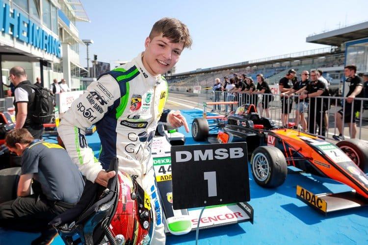 Lirim Zendeli - US Racing - Hockenheim - ADAC F4