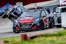 Sébastien Loeb - Peugeot Sport 208 WRX - Mettet Belgium