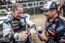 Sebastien Loeb - Team Peugeot Total - Montalegre 2018 - FIA World Rallycross Championship