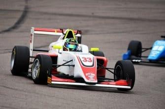 Manuel Maldonado (VEN) Fortec Motorsport BRDC British F3