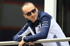 Robert Kubica - Williams Martini Racing