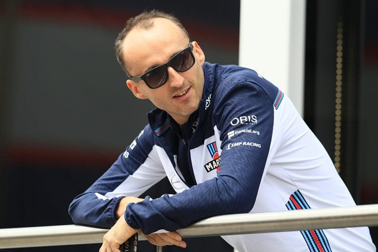 Robert Kubica embarrassed by slow, bad-handling Williams F1 auto