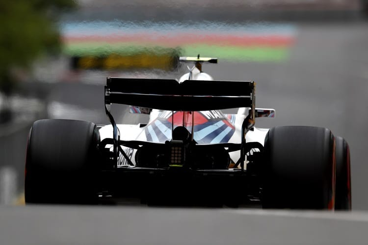 Sergey Sirotkin - Williams Martini Racing