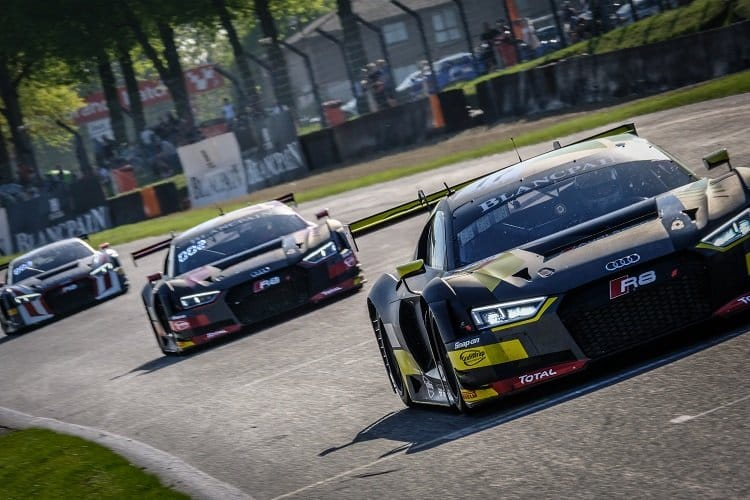 Stuart Leonard/Frederic Vervisch - Belgian Audi Club Team WRT