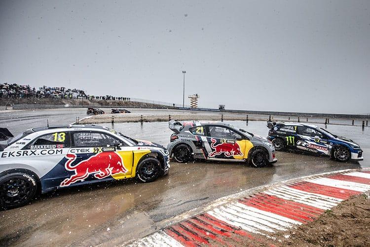 Timmy Hansen - Team Peugeot Total - Montalegre 2018 - FIA World Rallycross Championship