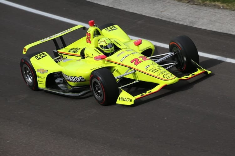 Checkered Flag Porsche >> Simon Pagenaud fastest in the opening day of Indy 500 practice - The Checkered Flag
