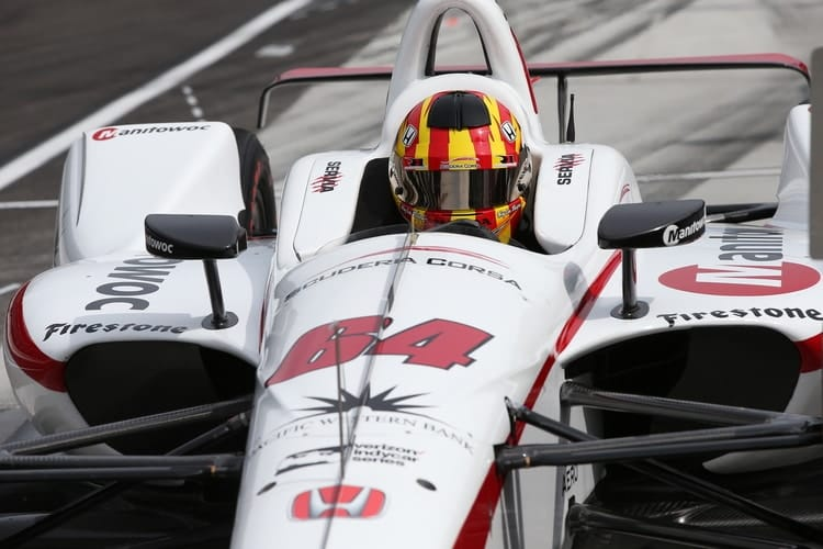 Oriol Servia (ESP), 2018 Verizon IndyCar Series, Scuderia Corsa, Indianapolis 500