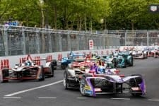 Sam Bird, DS Virgin Racing, 2018 Rome ePrix