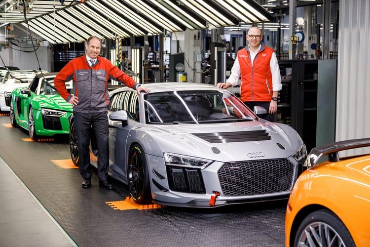 Audi R8 LMS GT4, Wolfgang Schanz, Chris Reinke