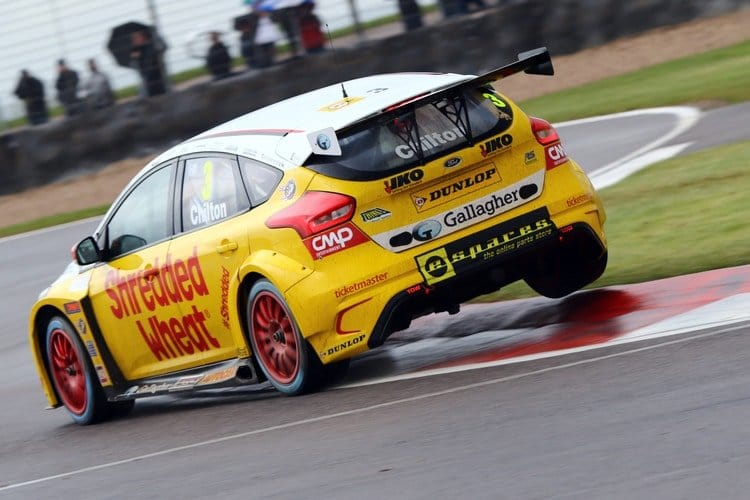 Chilton and Cole focus to put their RS on top at Thruxton