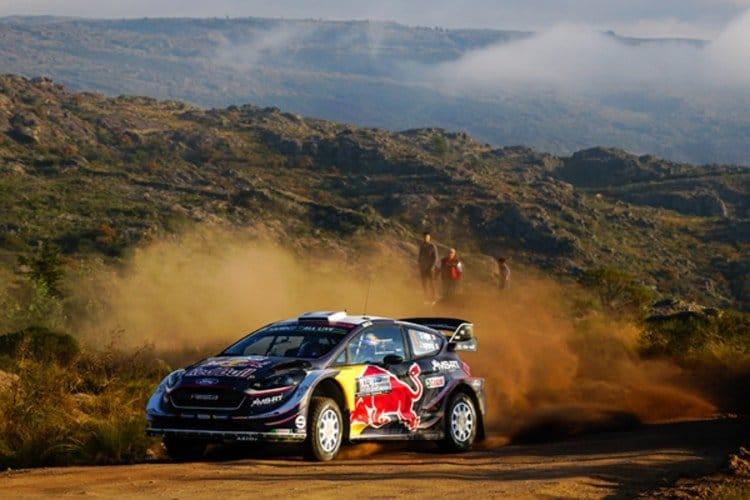 Sebastian Ogier - M-Sport Ford Fiesta at YPF Rally Argentina