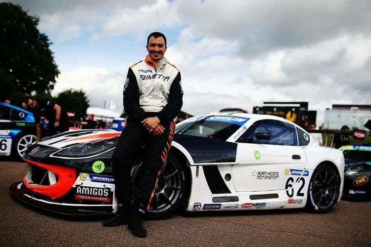 Adam Higgins - Michelin Ginetta GT4 Supercup