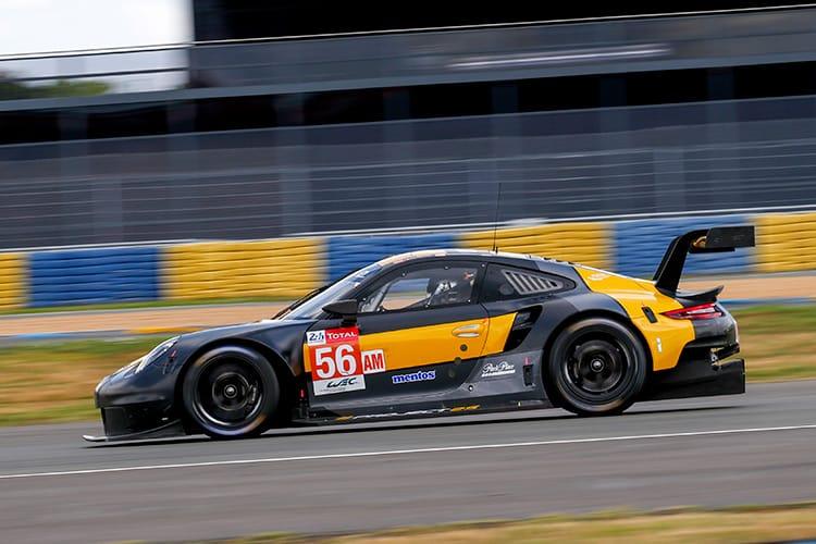 #56 Team Project-1 - Porsche 911 RSR