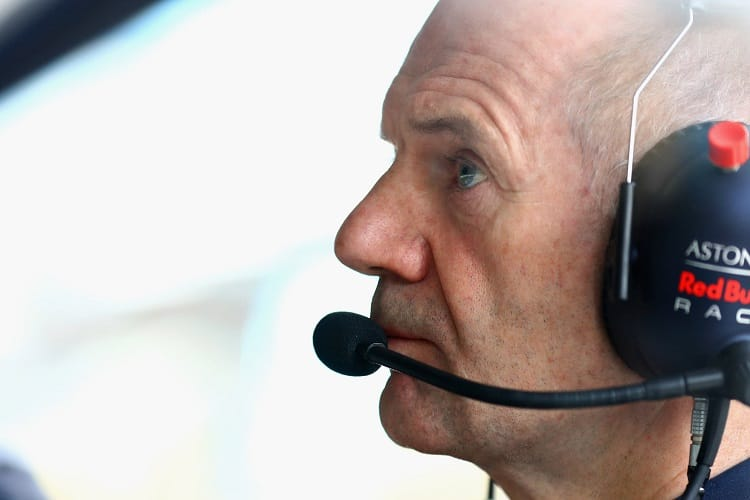 Adrian Newey - Aston Martin Red Bull Racing