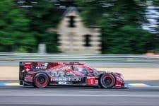 Andre Lotterer, Bruno Senna & Neel Jani - Rebellion Racing