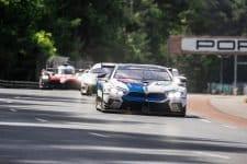 BMW M8 GTE / BMW Team MTek - LM24