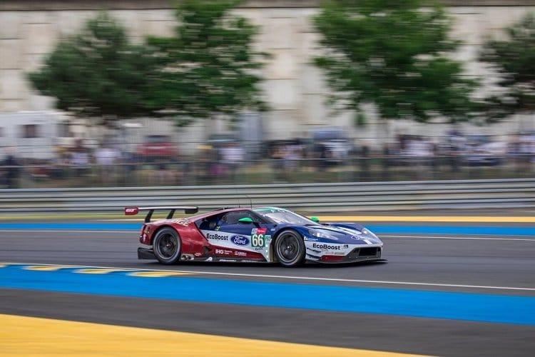 Billy Johnson, Olivier Pla & Stefan Mücke - Ford Chip Ganassi Racing