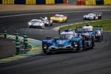 Cetilar Vilorba Corse, 24 Hours of Le Mans