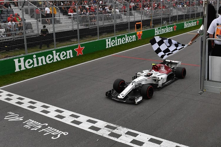 Sauber Need To Stay Focused Amid Positive Steps Forward