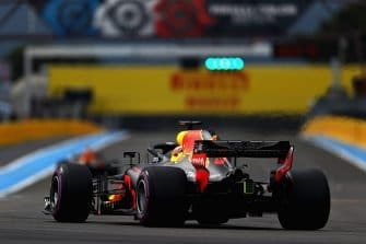 Daniel Ricciardo - Aston Martin Red Bull Racing