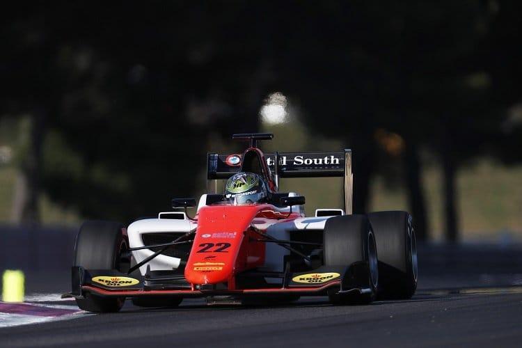 Dorian Boccolacci - MP Motorsport