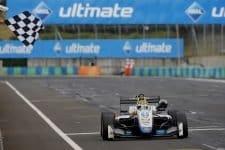 Enaam Ahmed - Hitech Bulldog GP