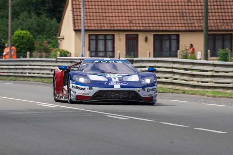 Ford Chip Ganassi Racing UK, 24 Hours of Le Mans