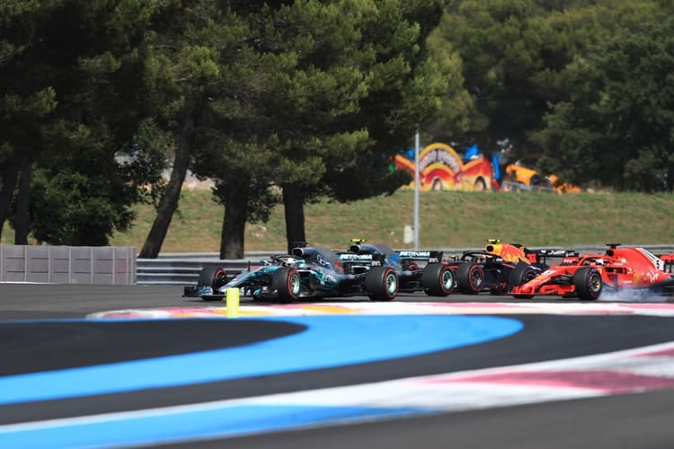 2018 French GP Turn 1