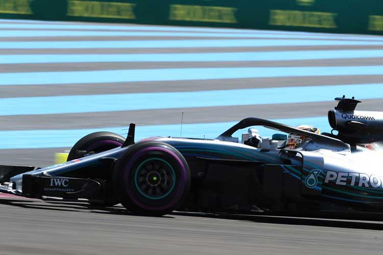 Lewis Hamilton - 2018 French Grand Prix - Paul Ricard