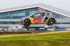 Timmy Hansen - Team Peugeot Total - 208 WRX - World RX of Great Britain
