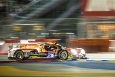 Jean-Eric Vergne, Roman Rusinov & Andrea Pizzitola - G-Drive Racing