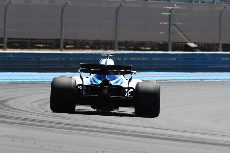 Lance Stroll - Williams Martini Racing