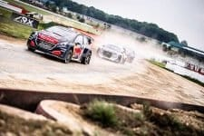 Sébastien Loeb - Peugeot 208 WRX