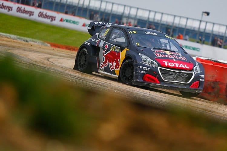 Sébastien Loeb - 2018 World RX of Great Britain