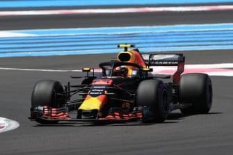 Max Verstappen - Aston Martin Red Bull Racing