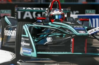 Mitch Evans, Panasonic Jaguar Racing, Zurich ePrix