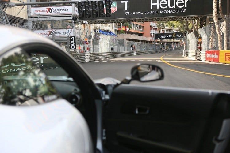 Safety Car - Monaco Grand Prix