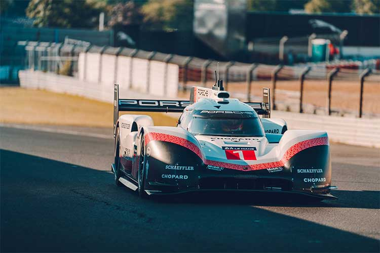 Porsche sets Nurburgring record with 919 Hybrid Evo