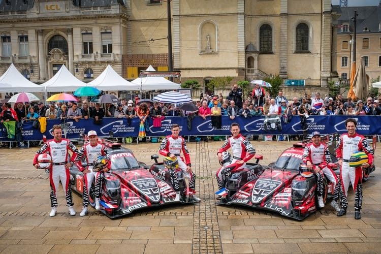 Rebellion Racing at Le Mans